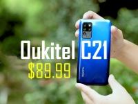 Удивил ценой! Oukilel C21 на видео. Смартфон на Helio P60 за $89.99