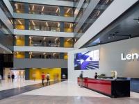 Lenovo сообщает о высокой эффективности и уверенном росте в первом финансовом квартале