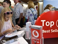 В магазинах Vodafone появилась цифровая книга отзывов