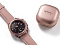 Умные часы Samsung Galaxy Watch 3 и наушники Buds Live продаются в три раза лучше предшественников