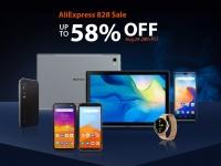 Лучшие предложения Blackview со скидкой до 58% на распродаже Aliexpress 828. Последний день!
