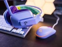 Играй так, как хочешь ты: Logitech G презентует новую яркую линейку игровых устройств