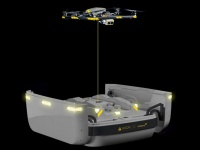 Полицию США и Канады вооружат дронами наблюдения на привязи