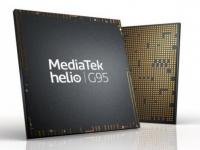 Анонс MediaTek Helio G95 - мощный чипсет для недорогих игрофонов