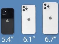 Apple выпустит пару 6,1-дюймовых iPhone 12 раньше других моделей