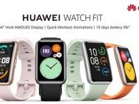 Huawei расширяет продуктовую линейку шестью новыми устройствами: наушники, смарт-часы, ноутбуки