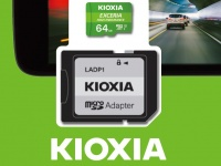 Kioxia расширяет ассортимент флеш-продуктов - карты SD/microSD и флеш-накопители