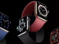 Apple Watch Series 6: измерение уровня кислорода в крови, новый процессор и ремешки без застежек