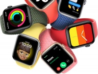 Apple Watch SE - новые «доступные» умные часы