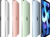 iPad Air 4 — дизайн iPad Pro, порт USB-C, поддержка быстрой зарядки и боковой сканер отпечатков
