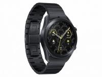 Samsung представила свои первые титановые умные часы
