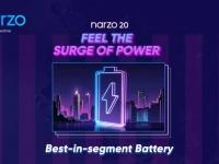 В оснащение смартфона Realme Narzo 20 Pro войдут 90-Гц экран и батарея с 65-Вт подзарядкой