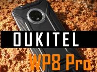 Анонс Oukitel WP8 Pro на видео! Первые ТТХ и цена
