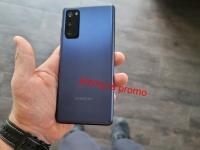 Живые фото и пара важных скрытых фишек Samsung Galaxy S20 FE