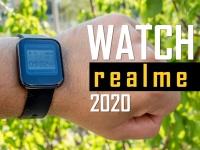 Удачное начало! realme Watch - первые смарт часы бренда. Видео обзор