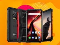 Фестиваль осенних распродаж Ulefone на AliExpress - скидки до 45%