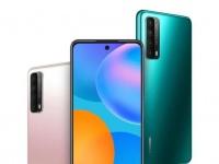 Представлен смартфон Huawei P Smart 2021 с 6,67 экраном, 48-Мп камерой и батареей на 5000 мАч