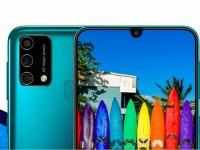 Первый смартфон линейки Samsung Galaxy F на качественном изображении