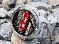 Стартовали продажи умных часов Honor Watch GS Pro с заметной скидкой