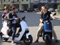 Новые электроскутеры YADEA официально в Украине – особенности и стоимость