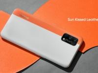 Поцелованный солнцем: представлено специальное издание Realme 7 Pro