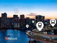 Приложение для транспортной навигации в городах Moovit — теперь в Huawei AppGallery