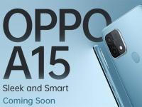 Недорогой смартфон OPPO A15 получит процессор Helio P35 и тройную камеру