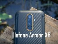 Ulefone Armor X8 - смартфон с полной защитой и ценой в $119.99. Видео анонс