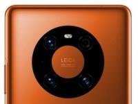 Рендер Huawei Mate 40 Pro в фирменной расцветке Huawei P30