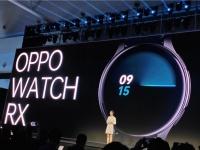 Анонсированы умные часы OPPO Watch RX с круглым экраном