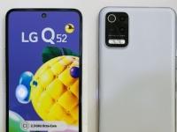 Крупная утечка LG Q52: живые фото и ВСЕ характеристики до анонса