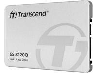Transcend представляет новый твердотельный накопитель SSD220Q на основе памяти 3D NAND QLC
