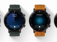 Умные часы Realme Watch S: 15 дней автономной работы, тонкий корпус и невысокая цена