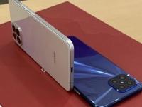 Смартфон Huawei Nova 8 SE, похожий на iPhone 12, красуется на «живых» снимках