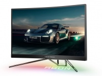 Porsche Design и AOC представляют монитор Porsche Design AOC AGON PD27