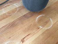 Apple HomePod mini не испортит ваши деревянные столы