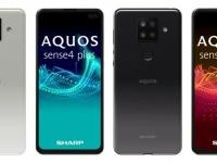 Новый смартфон Sharp Aquos Sense 4 Plus доступен на Тайване