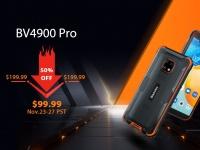 Защищенный смартфон Blackview BV4900 Pro предлагают всего за $99,99