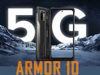 Видео анонс Ulefone Armor 10 5G! Смартфон официально представлен