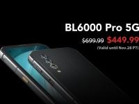 Blackview BL6000 Pro на Black Friday с бесплатным подарком уже заканчивается! Поторопитесь!