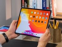 Apple работает над iPad Pro с безупречным OLED-дисплеем
