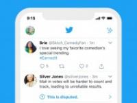Twitter начал предостерегать от попыток поставить лайк под фейками