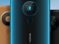 Nokia 5.4 выйдет раньше, чем ожидалось