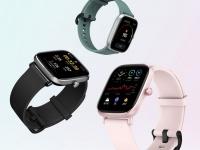 Представлены смарт-часы Amazfit GTS 2 Mini с функциями мониторинга ЧСС и содержания кислорода в крови
