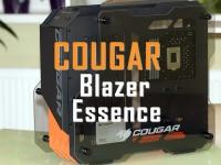 Cougar Blazer Essece - видео обзор корпуса для ПК. Агрессивный или смело уравновешенный?!