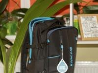 Обзор RIVACASE 7860 – огромный рюкзак для 17,3-дюймового ноутбука и не только!