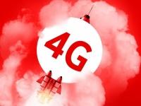 Vodafone стал лидером по строительству сети LTE 900 в Украине