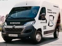 Samsung Electronics запустила в Киеве уникальную премиальную сервисную услугу для ремонта смартфонов