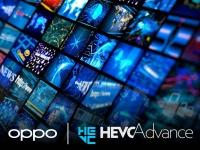 OPPO присоединяются к патентному пулу HEVC Advance