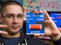 Розыгрыш! USB 3.0 флешка Goodram на 128 Гб за комментарий и подписку на наш Youtube канал